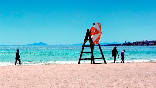 Playa cerca de Pinoso