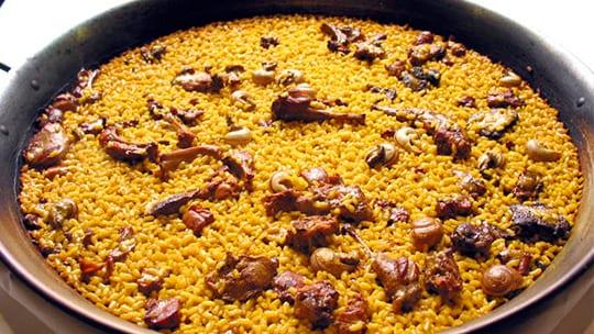 Gastrononima, Pinoso