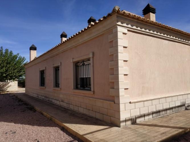 Monóvar,4 Dormitorios Dormitorios,2 Habitaciones Habitaciones,2 BañosBaños,Chalet,1753