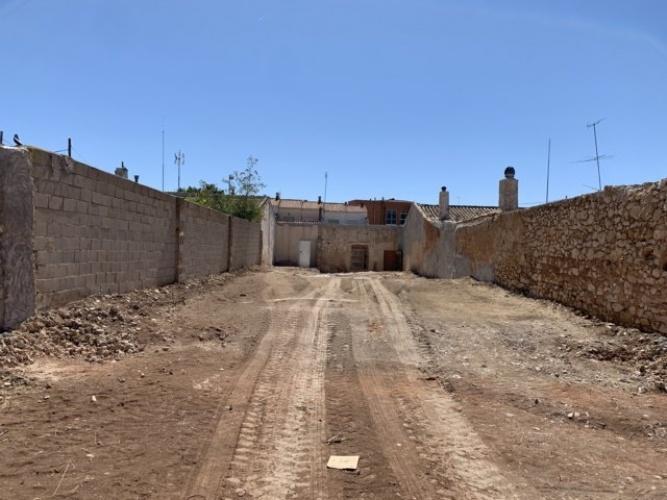 Pinoso Area,Urban land,1773