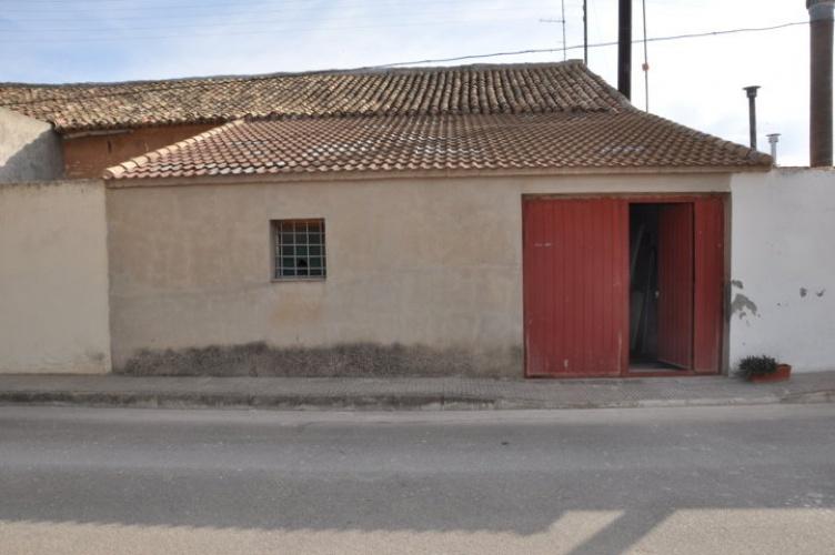 Pinoso Area,Garaje,1775