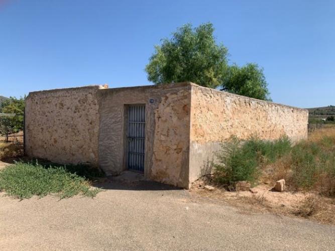 Pinoso Area,Urban land,1826