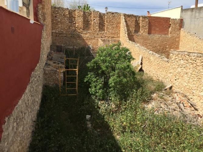 Pinoso,Urban land