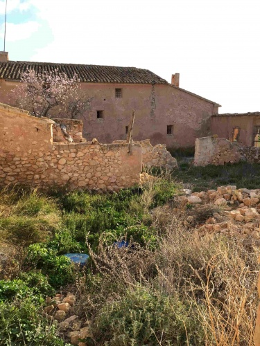 Jumilla,Casa rural independiente