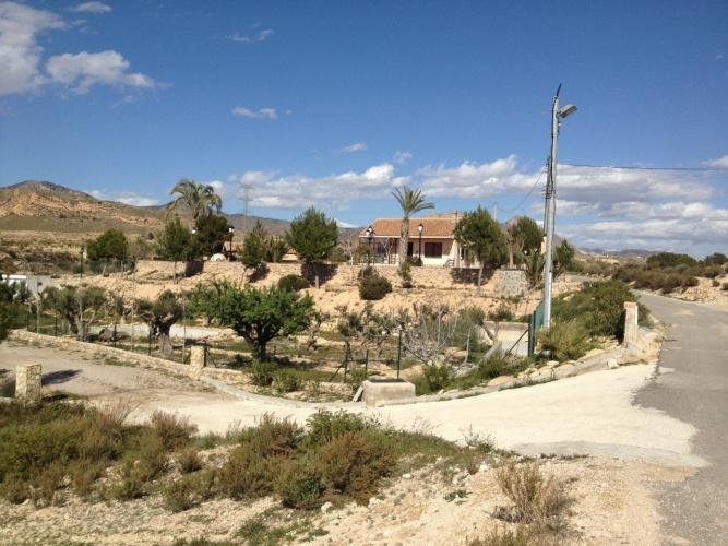 Abanilla,3 Dormitorios Dormitorios,1 Habitación Habitaciones,2 BañosBaños,Chalet