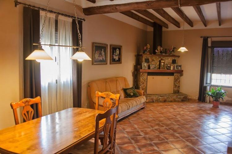Yecla,4 Dormitorios Dormitorios,1 Habitación Habitaciones,2 BañosBaños,Casa rural independiente,1151