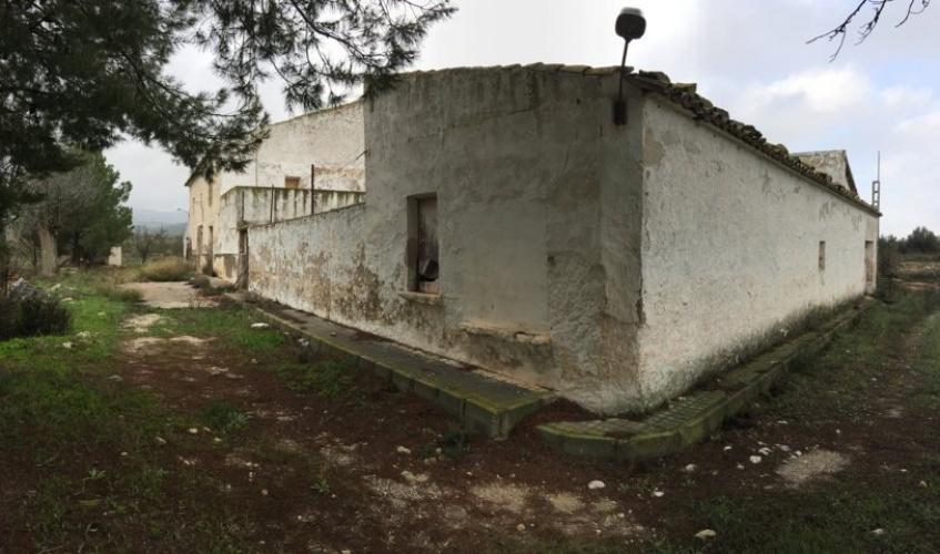 Monóvar,Casa de campo aislada / Country house detached,1155