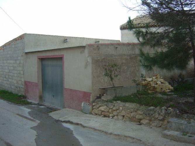 Yecla,Garaje,1281