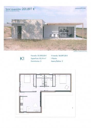 Pinoso Area,Chalet,1325